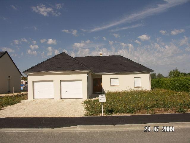 Maisons du constructeur MAISONS SERCPI • 1300 m² • SAINT CAPRAIS