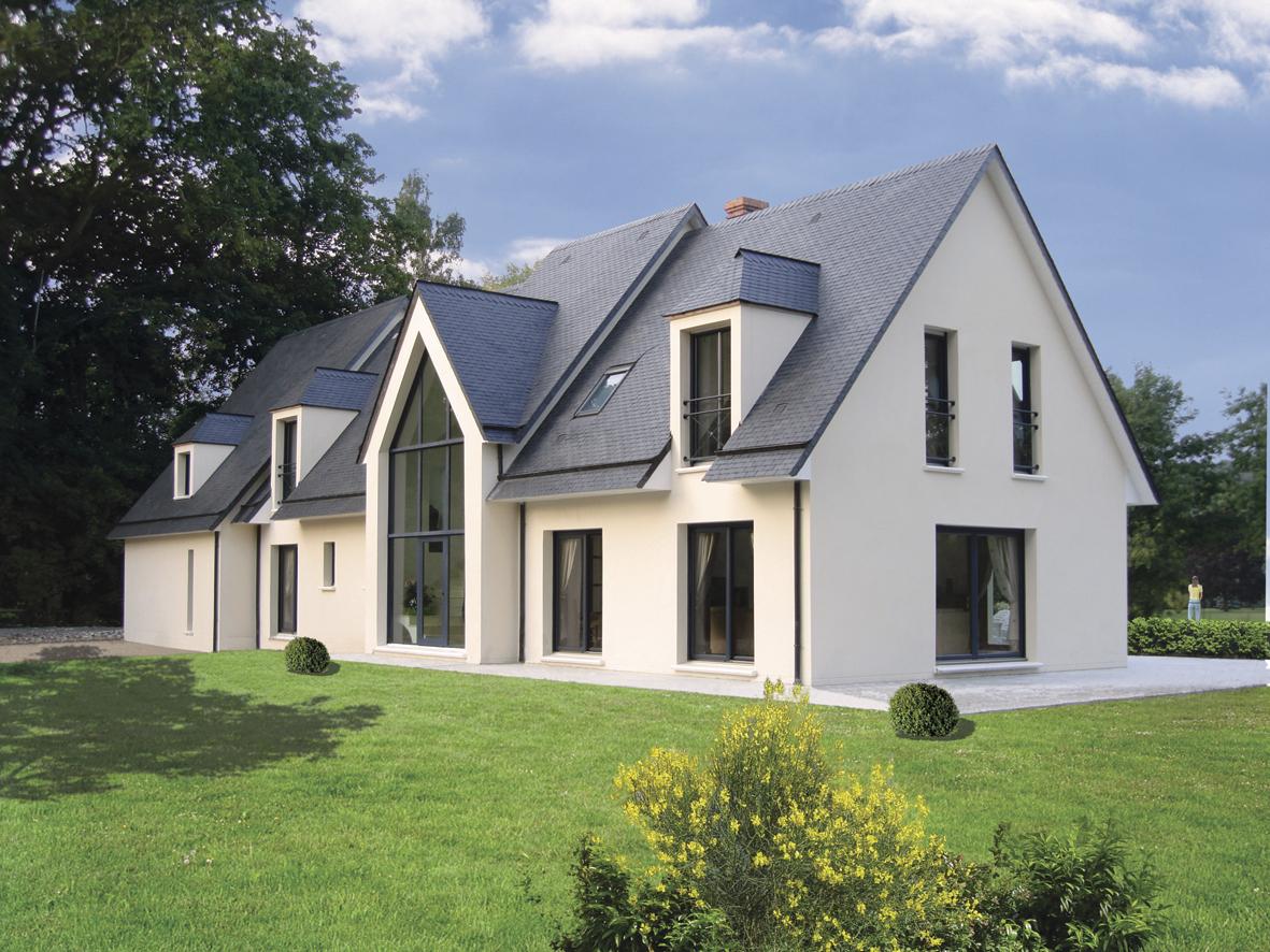 Maisons du constructeur MAISONS SERCPI • 814 m² • LA CHAPELLE SAINT URSIN