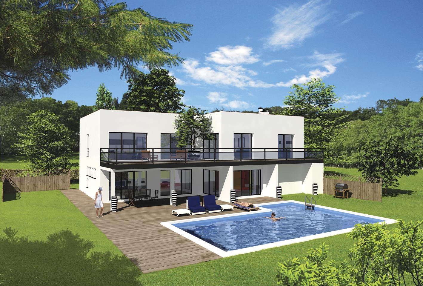 Maisons du constructeur MAISONS SERCPI • 1250 m² • BOURGES