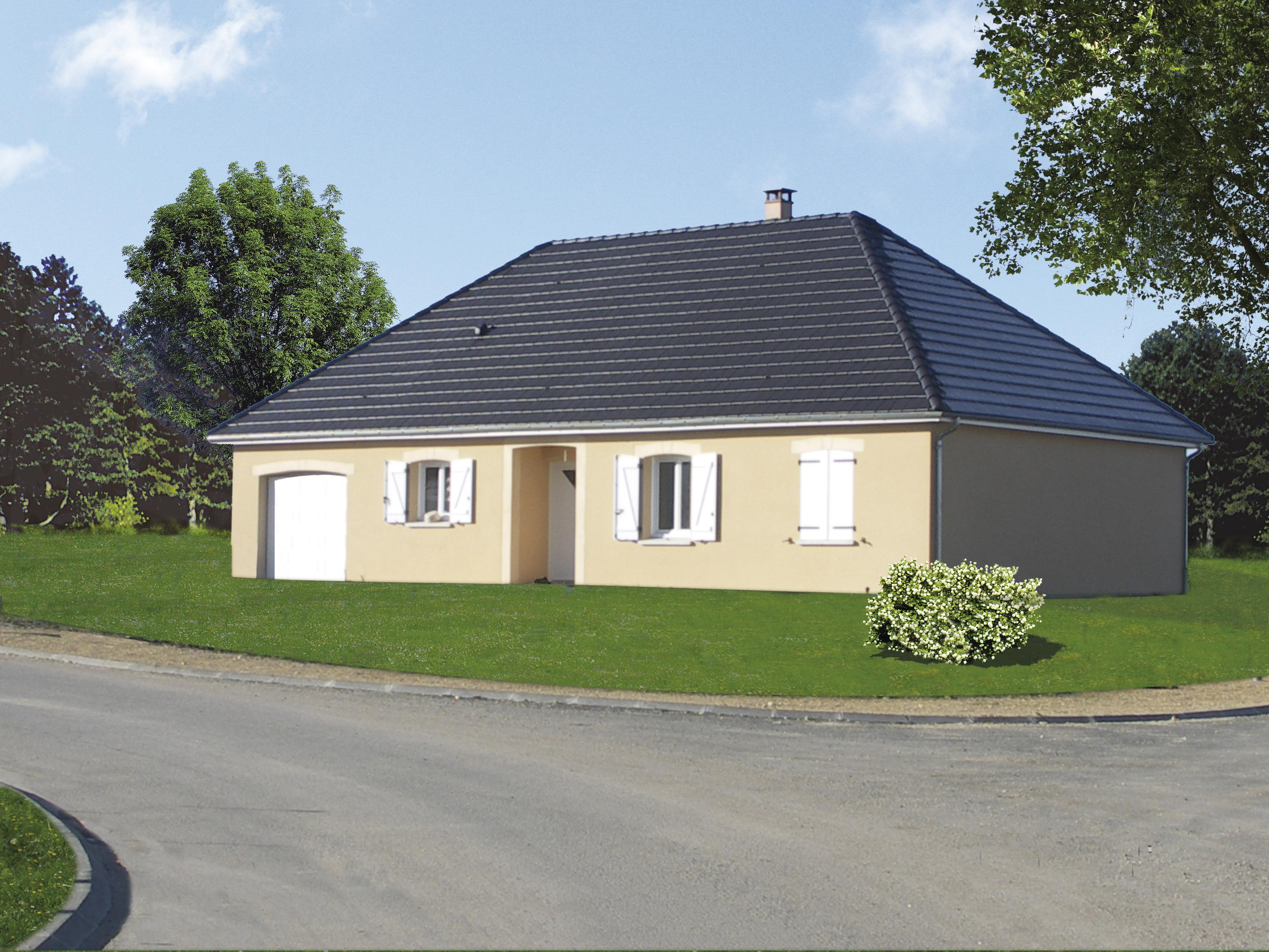 Maisons du constructeur MAISONS SERCPI • 401 m² • BOURGES
