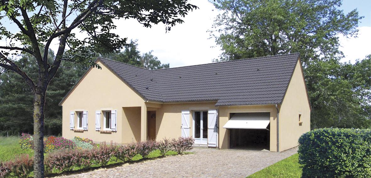 Maisons du constructeur MAISONS SERCPI • 969 m² • LEVET
