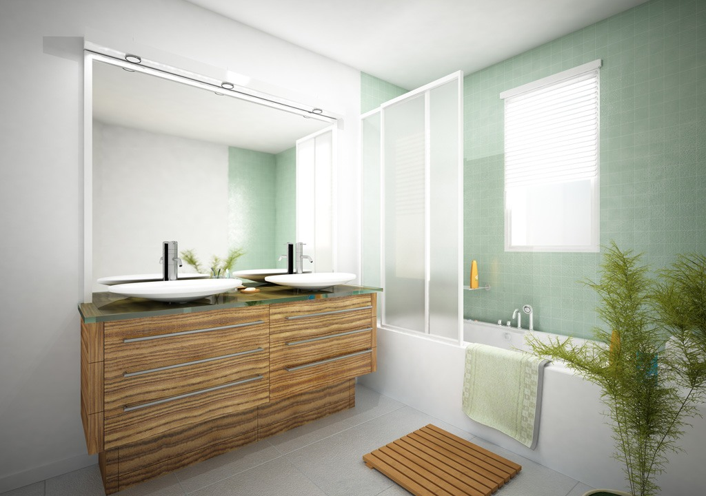 Maisons + Terrains du constructeur MAISON FAMILIALE • 107 m² • ATTICHES