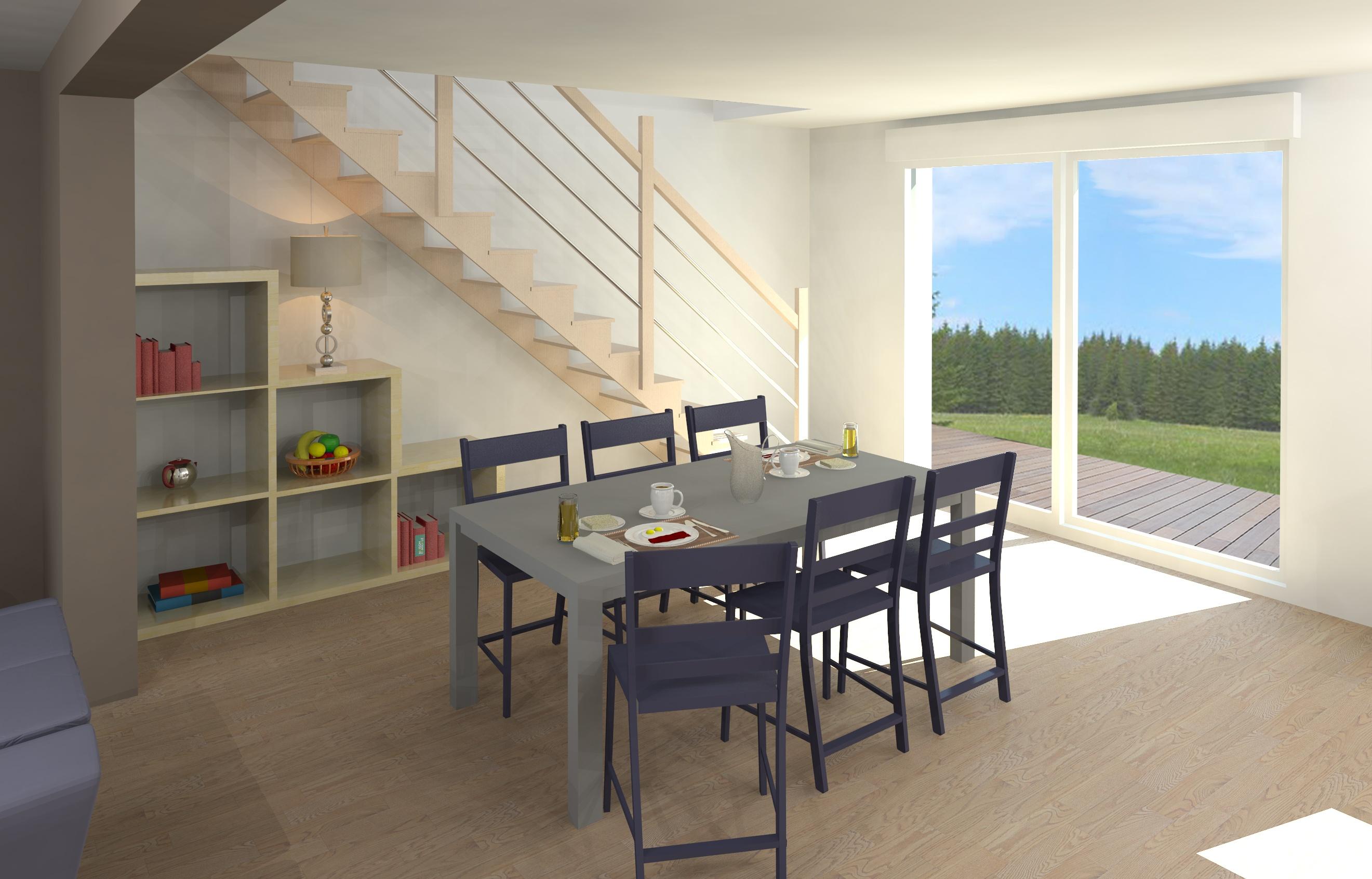 Maisons + Terrains du constructeur MAISON FAMILIALE • 98 m² • WINNEZEELE