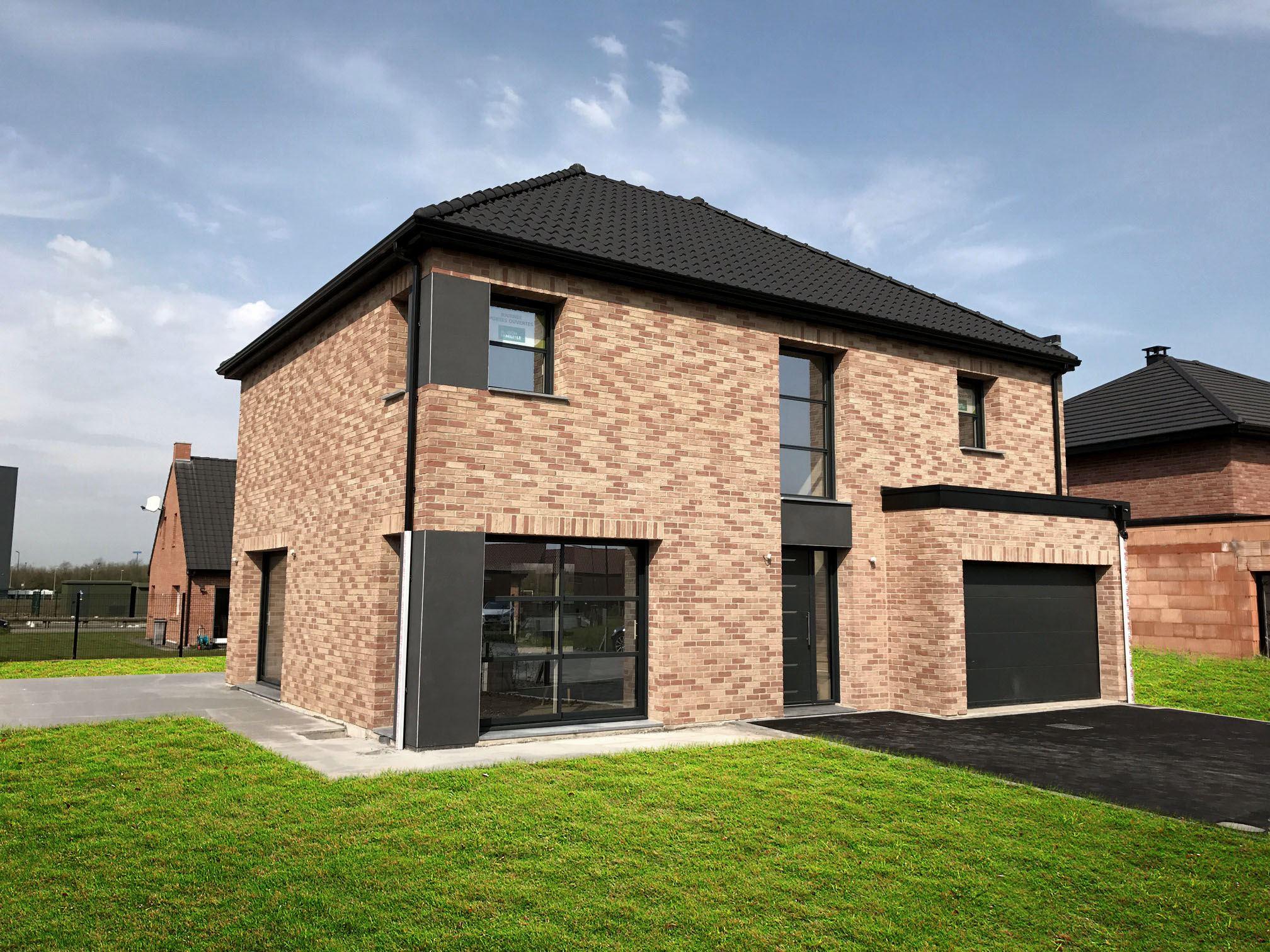 Maisons + Terrains du constructeur Maison Familiale - Lille • 128 m² • NOMAIN
