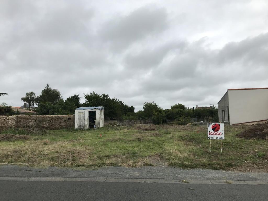 Terrains du constructeur icocc immobilier • 0 m² • SAINT MICHEL EN L'HERM