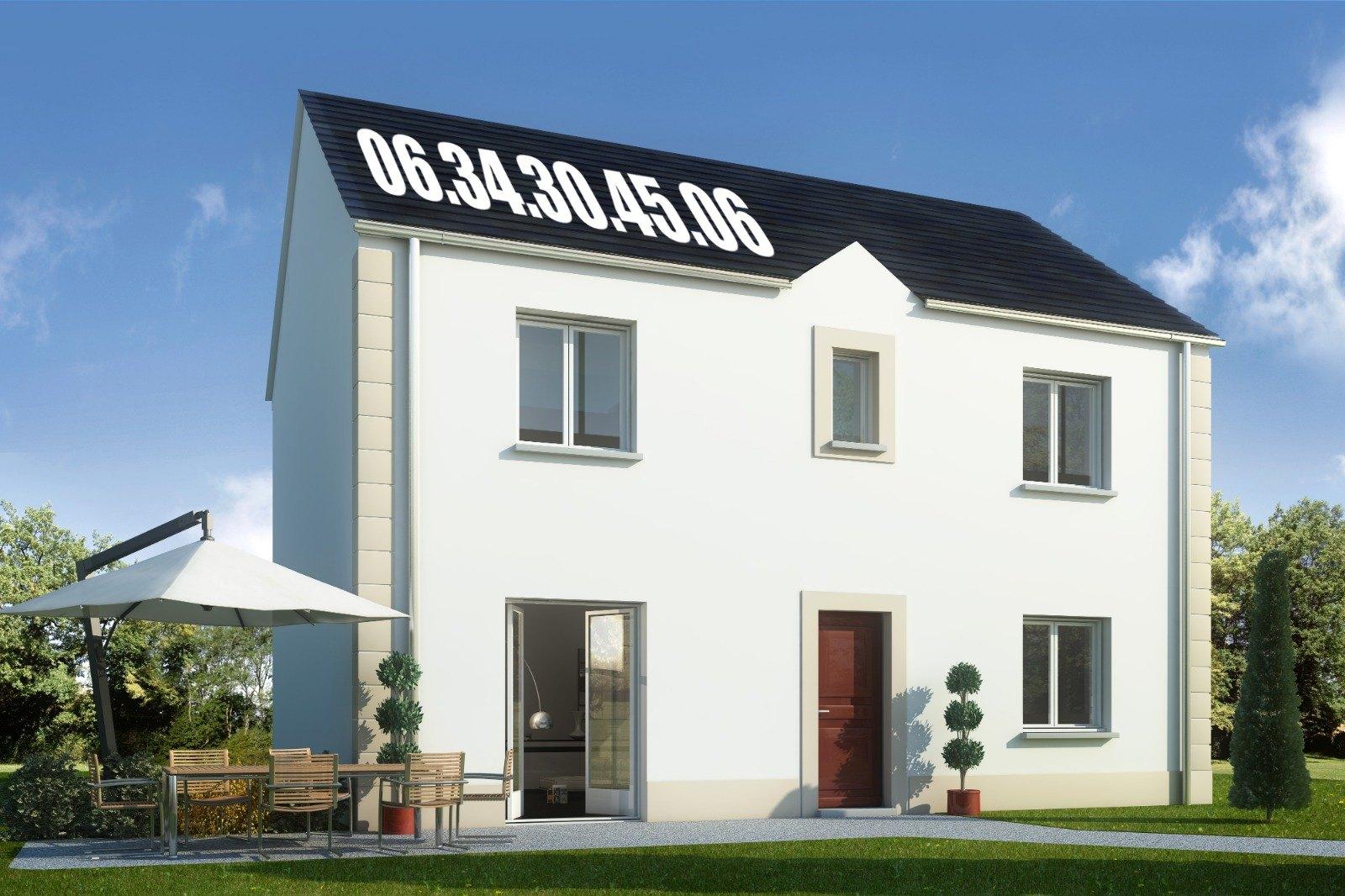 Maisons + Terrains du constructeur COFIDIM MAISONS SESAME • 90 m² • SAINT PIERRE DU PERRAY
