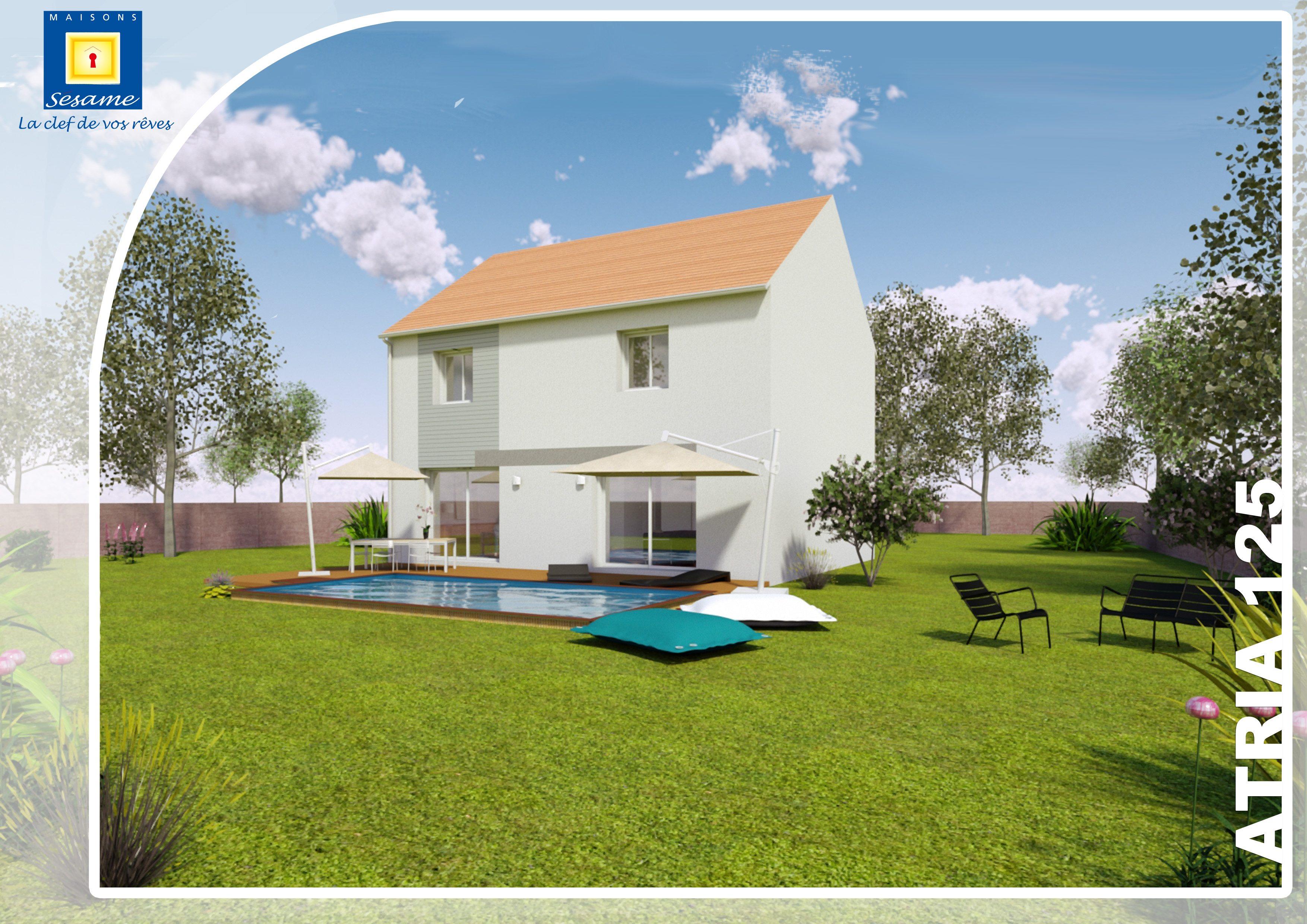 Maisons + Terrains du constructeur COFIDIM MAISONS SESAME • 105 m² • VILLIERS SUR ORGE