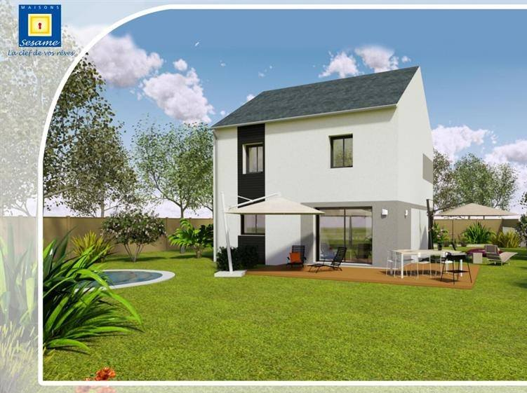Maisons + Terrains du constructeur COFIDIM MAISONS SESAME • 75 m² • BRETIGNY SUR ORGE
