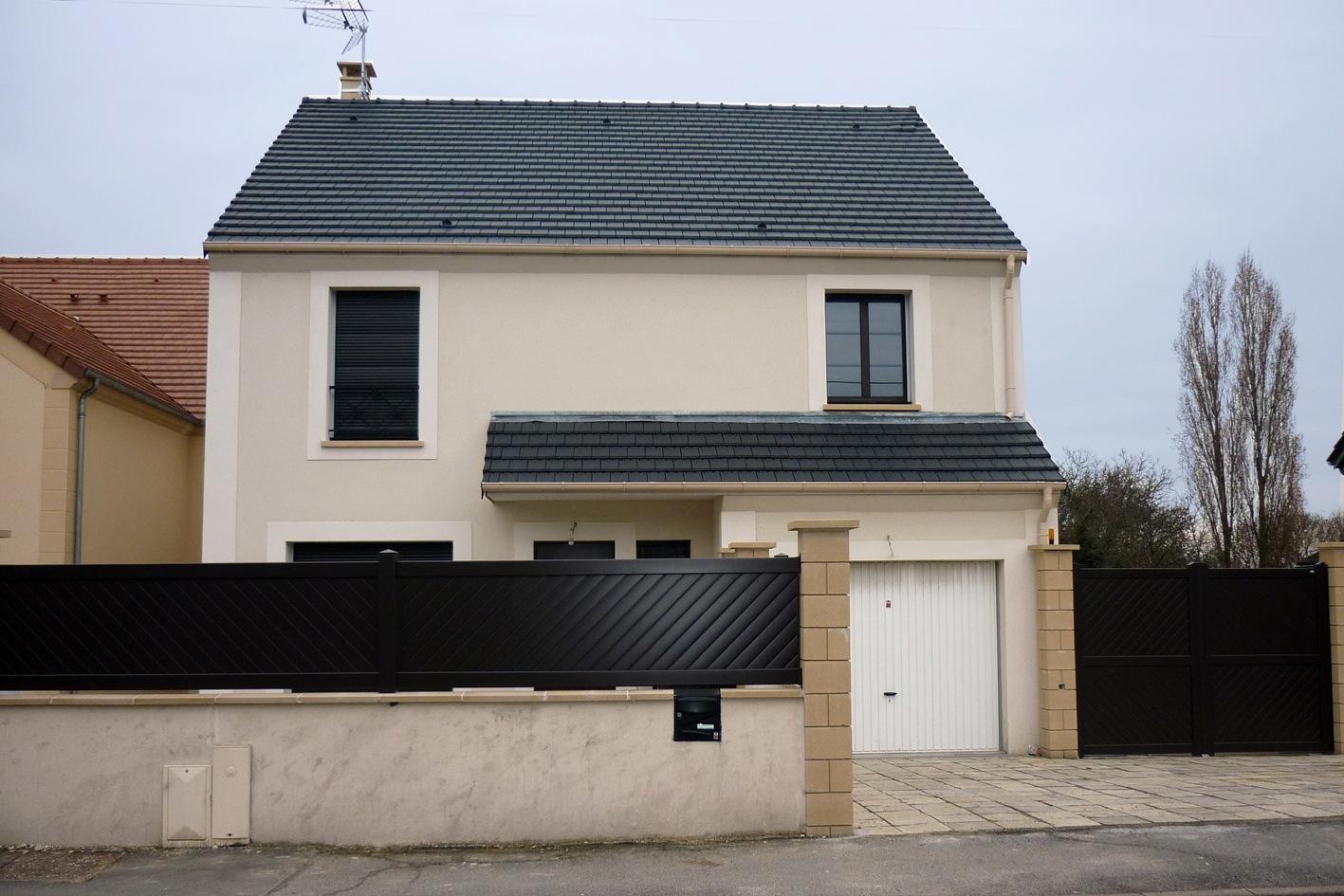 Maisons + Terrains du constructeur COFIDIM MAISONS SESAME • 90 m² • ABLIS