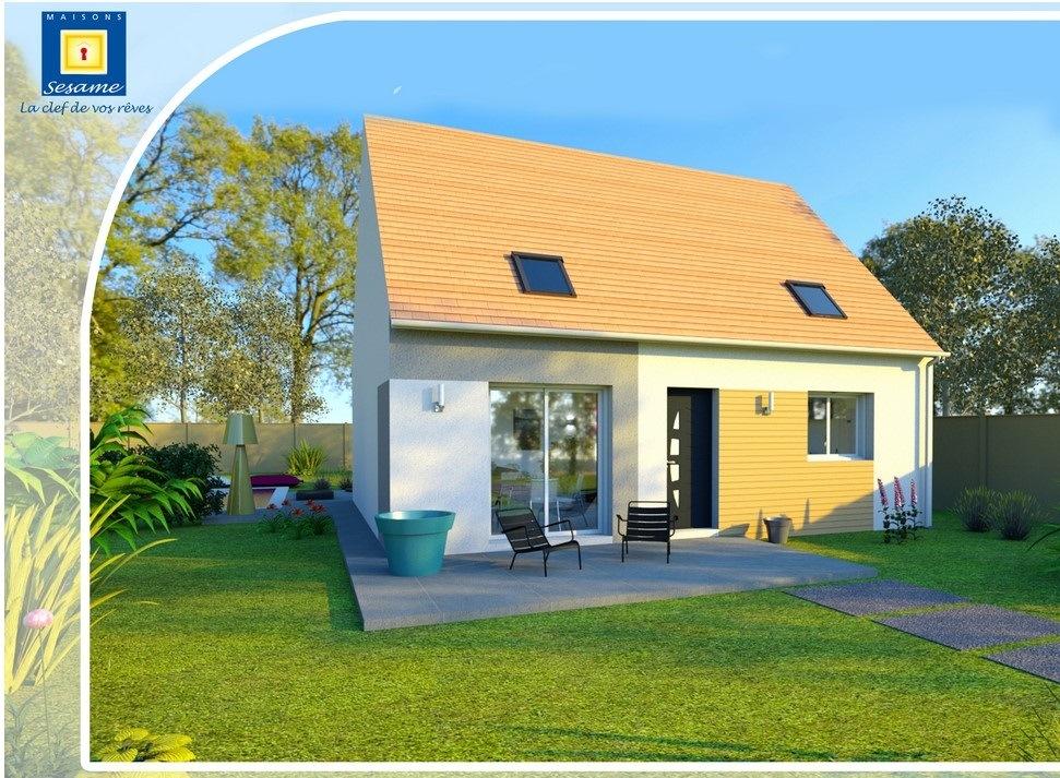 Maisons + Terrains du constructeur COFIDIM MAISONS SESAME • 90 m² • ARPAJON