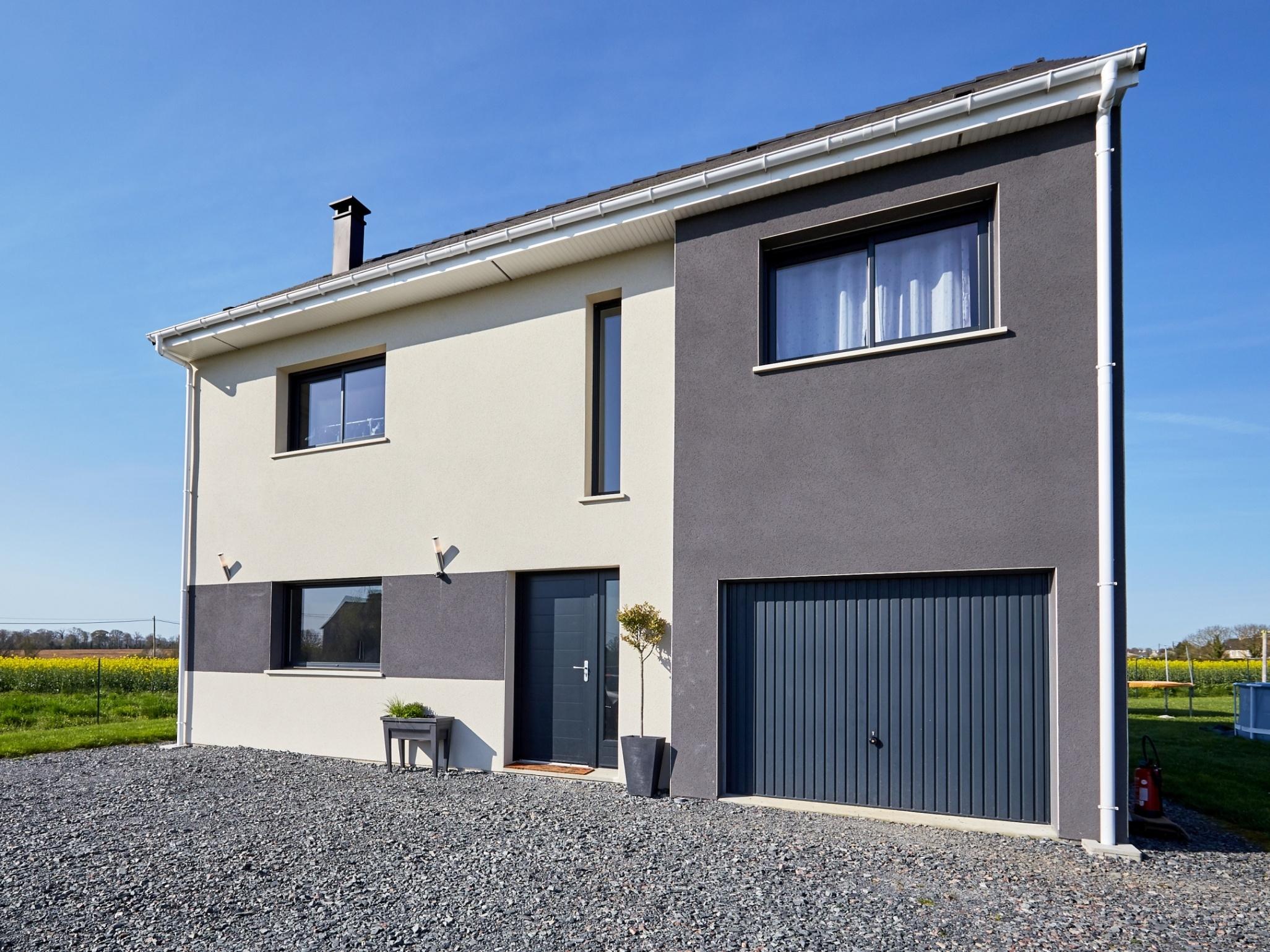 Maisons + Terrains du constructeur Maison Castor Rouen • 102 m² • SAINT AUBIN LES ELBEUF