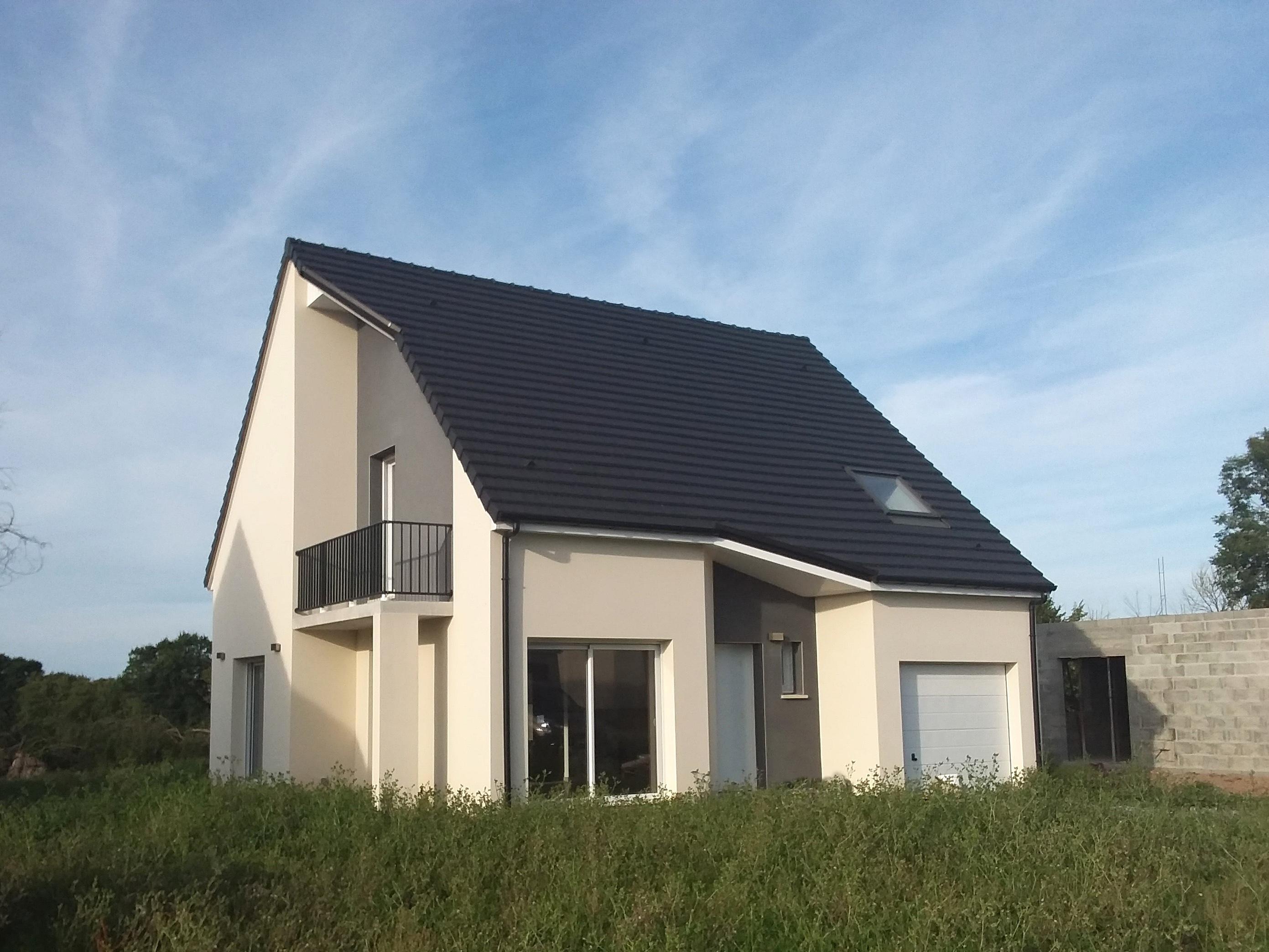 Maisons + Terrains du constructeur Maison Castor Rouen • 107 m² • CLERES