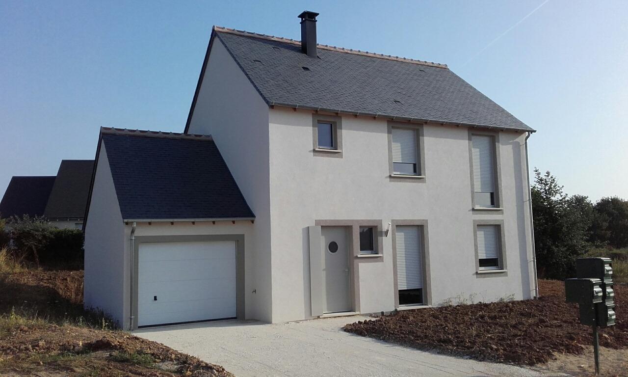 Maisons + Terrains du constructeur MAISONS PHENIX • 115 m² • TANCARVILLE