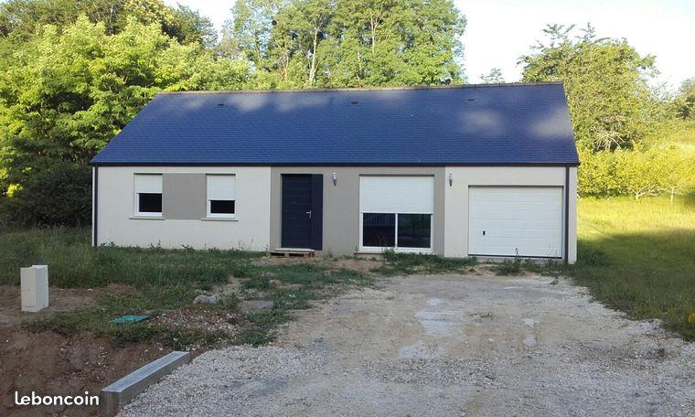 Maisons + Terrains du constructeur MAISONS PHENIX • 88 m² • LANQUETOT