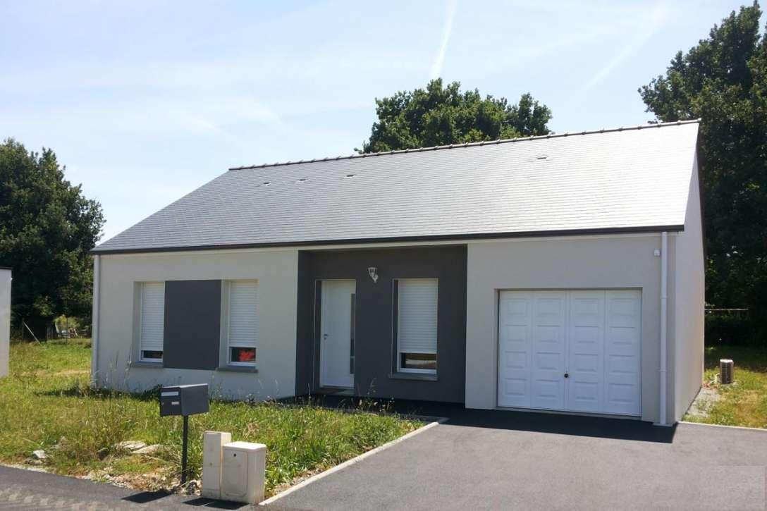 Maisons + Terrains du constructeur MAISONS PHENIX • 99 m² • YVETOT