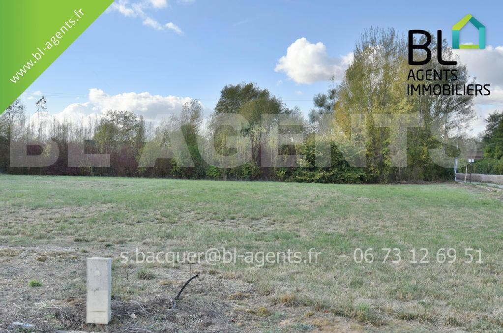 Terrains du constructeur BL AGENTS • 1377 m² • CHALMAISON
