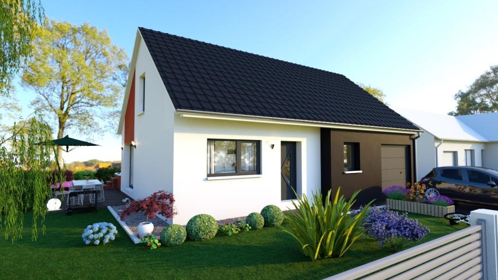 Terrains du constructeur NEOLIA • 626 m² • GRANDFONTAINE