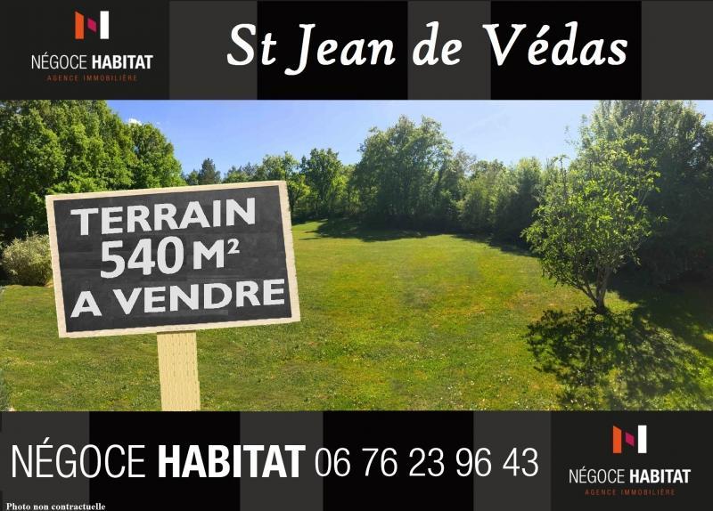 Terrains du constructeur NEGOCE HABITAT • 540 m² • SAINT JEAN DE VEDAS