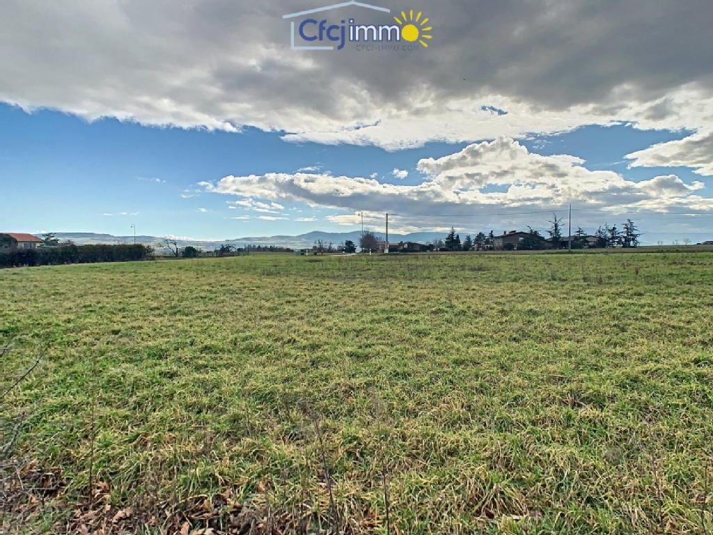 Terrains du constructeur C.F.C.J IMMO • 567 m² • SAINT JEAN DE TOUSLAS