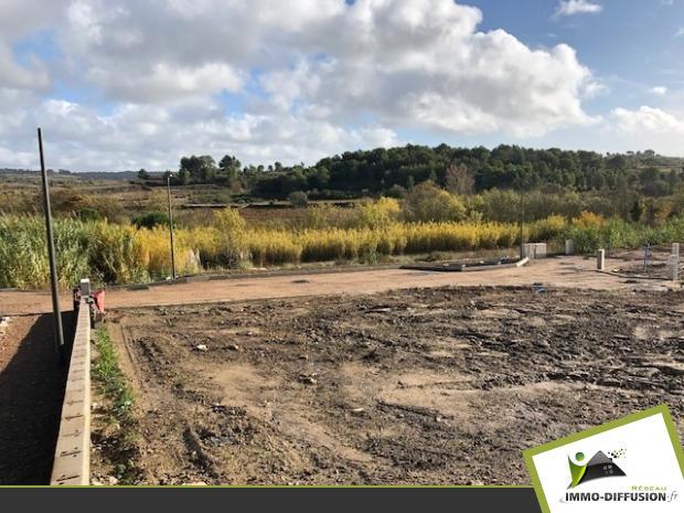 Terrains du constructeur Immo-Diffusion • 601 m² • PEZENAS