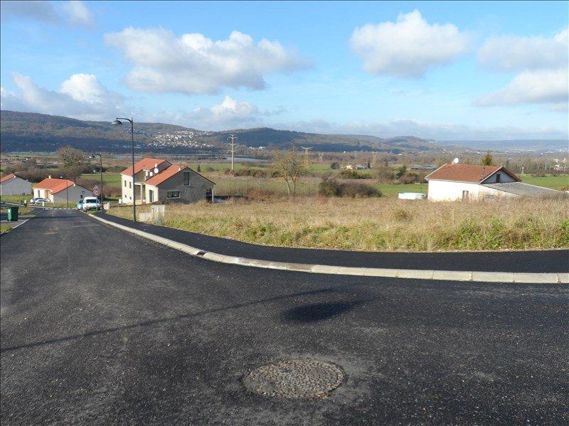 Terrains du constructeur POLE IMMOBILIER MUSSIPONTAIN • 1065 m² • PONT A MOUSSON
