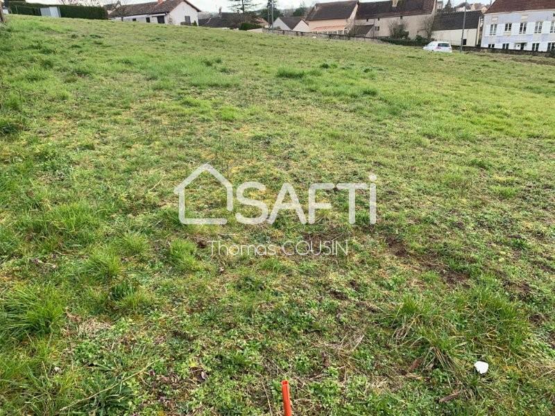 Terrains du constructeur SAFTI • 1023 m² • SAINT LEGER SUR DHEUNE