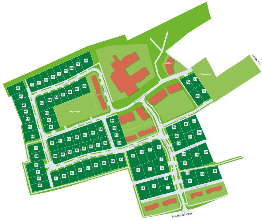 Terrains du constructeur TERRITOIRES SOIXANTE DEUX • 481 m² • LESTREM