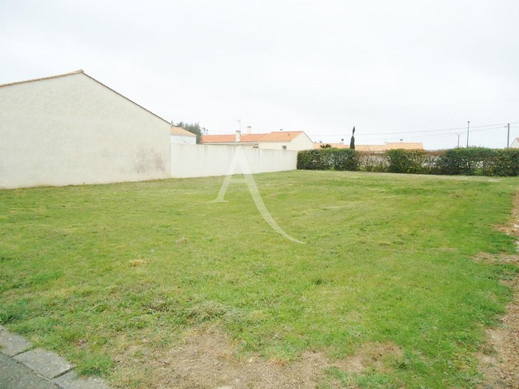 Terrains du constructeur L ADRESSE LONGEVILLE SUR MER • 520 m² • ANGLES