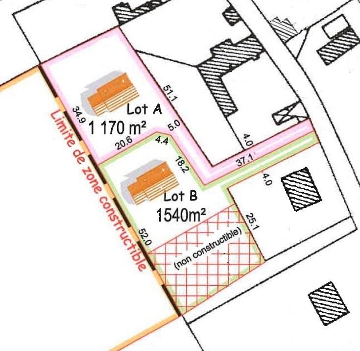 Terrains du constructeur PACY IMMOBILIER • 1170 m² • PACY SUR EURE