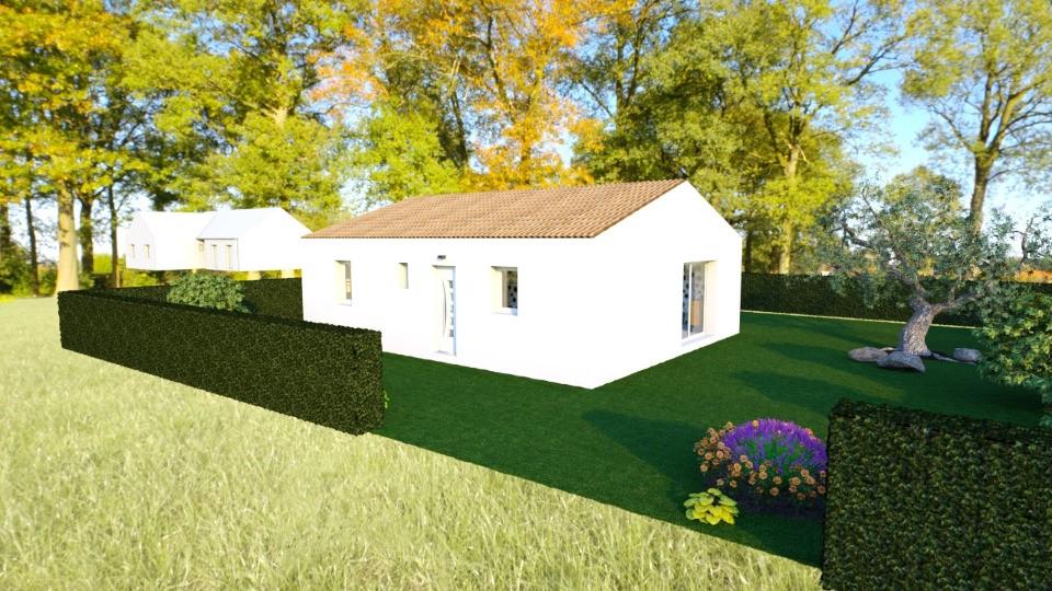 Maisons + Terrains du constructeur MAISONS FRANCE CONFORT • 100 m² • ALZONNE
