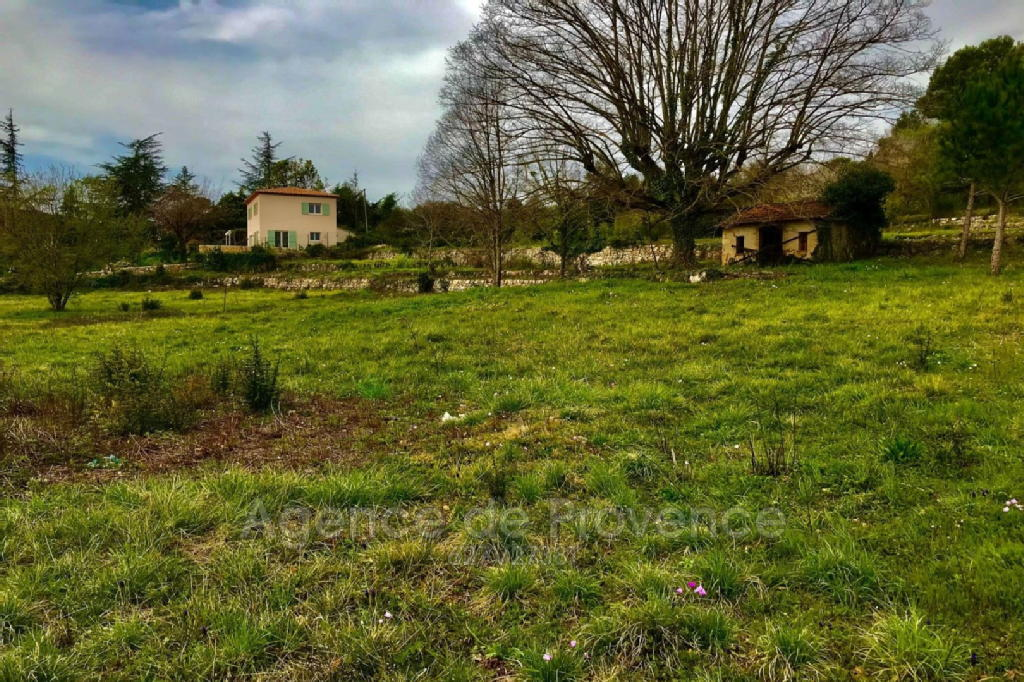 Terrains du constructeur AGENCE DE PROVENCE - GRASSE - PEYMEINADE - VALBONNE • 1435 m² • CHATEAUNEUF DE GRASSE