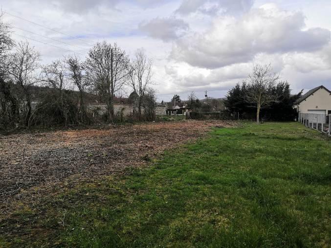 Terrains du constructeur ACTIMMO • 971 m² • LIMETZ VILLEZ