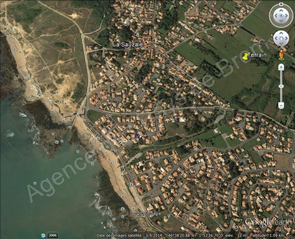 Terrains du constructeur AGENCE DES PAYS DE BREM • 0 m² • BRETIGNOLLES SUR MER
