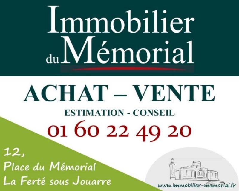 Terrains du constructeur AGENCE  DU MEMORIAL • 629 m² • LA FERTE SOUS JOUARRE