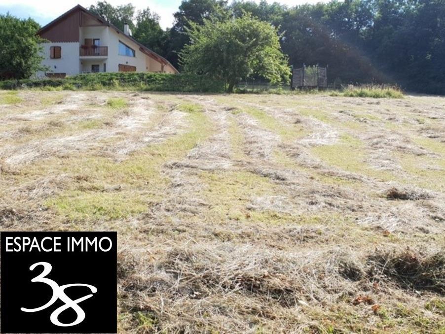 Terrains du constructeur ESPACE IMMO 38 • 856 m² • LA MOTTE SAINT MARTIN