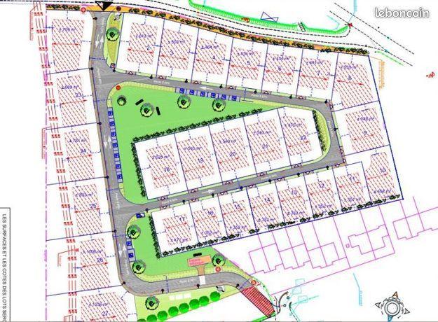 Terrains du constructeur CABINET COLLETTE • 1 m² • TOURNEHEM SUR LA HEM