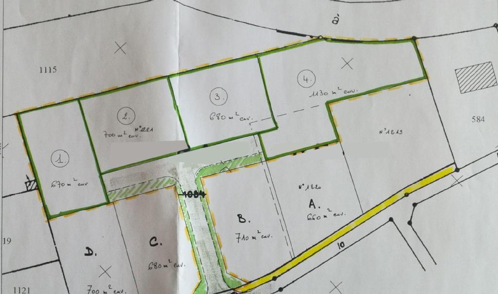 Terrains du constructeur IAD FRANCE • 680 m² • BLENNES