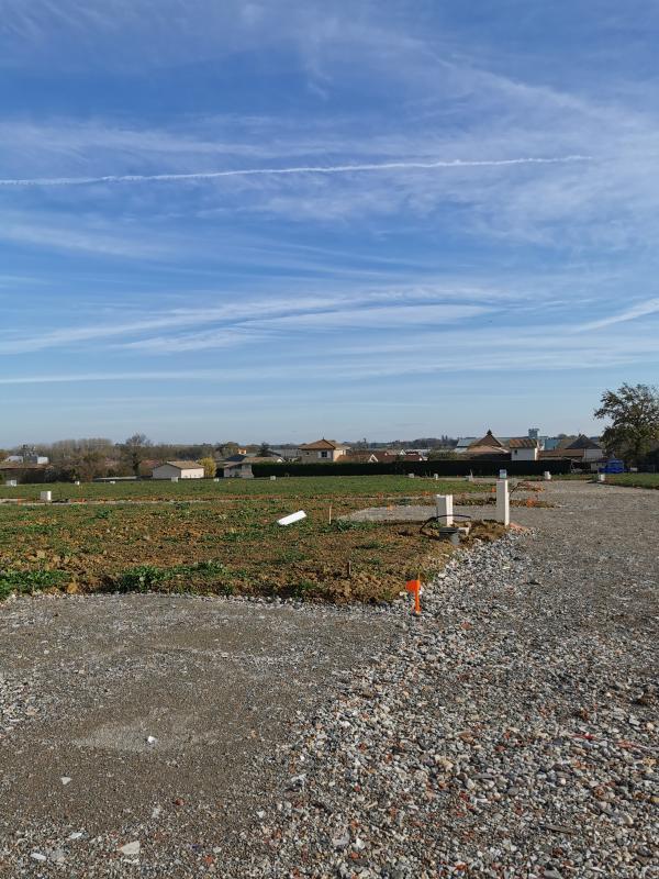 Terrains du constructeur MAISONS ARLOGIS VILLEFRANCHE • 371 m² • VILLEFRANCHE SUR SAONE