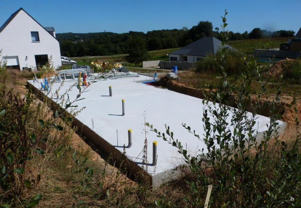 Terrains du constructeur SEXTANT FRANCE • 632 m² • PLUMELIN