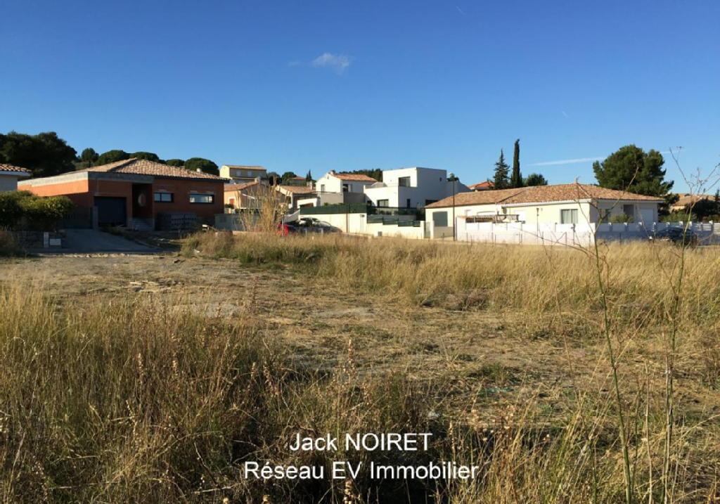 Terrains du constructeur RESEAU EV IMMOBILIER • 481 m² • LA PALME