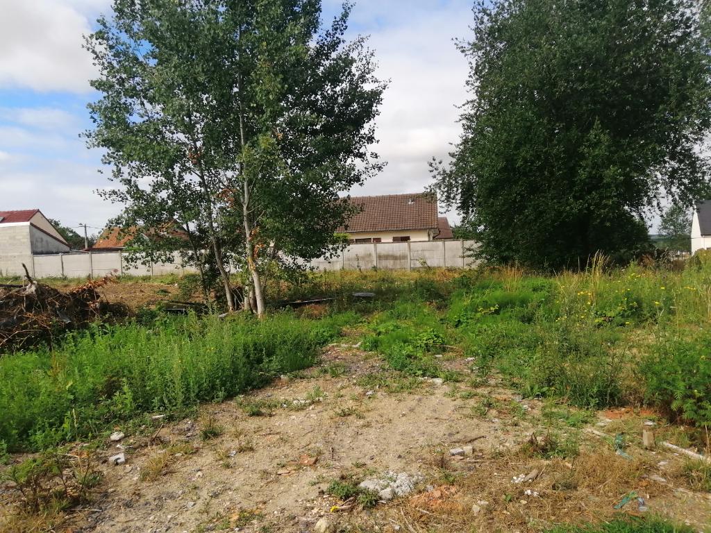 Terrains du constructeur IBAY COMPIEGNE • 826 m² • VILLERS SUR COUDUN