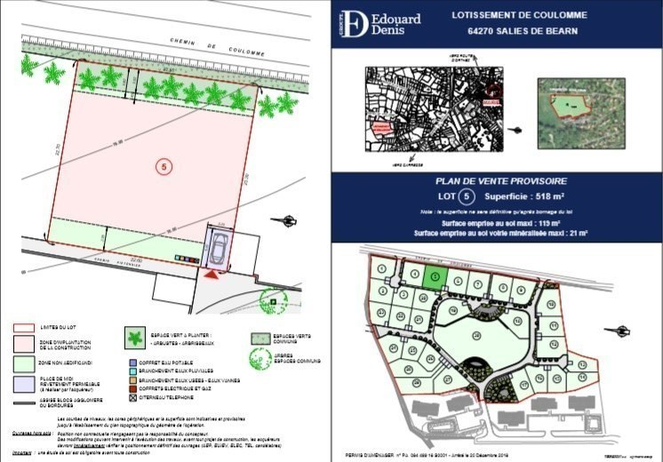 Terrains du constructeur BEARN IMMOBILIER • 0 m² • SALIES DE BEARN