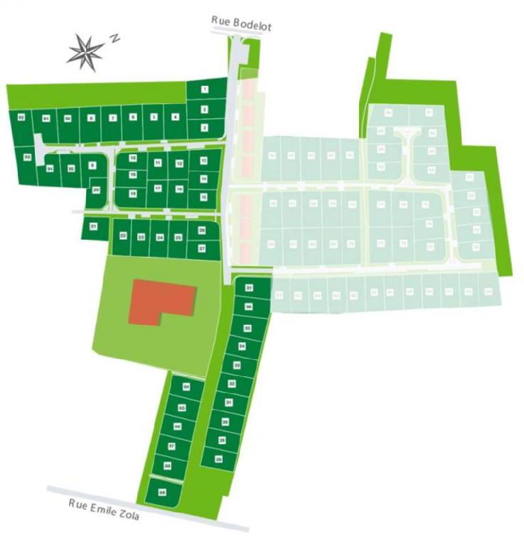 Terrains du constructeur TERRITOIRES SOIXANTE DEUX • 458 m² • HAILLICOURT
