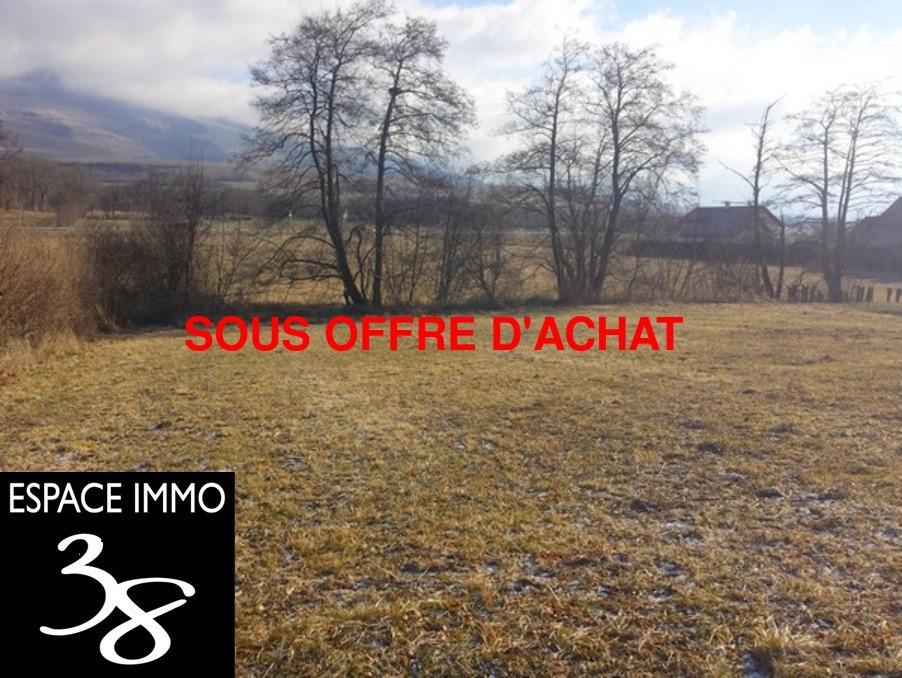 Terrains du constructeur ESPACE IMMO 38 • 1142 m² • PIERRE CHATEL