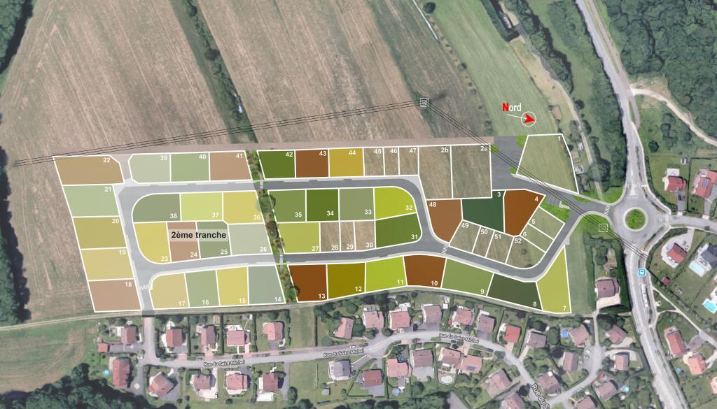 Terrains du constructeur NEOLIA • 470 m² • SAINTE SUZANNE
