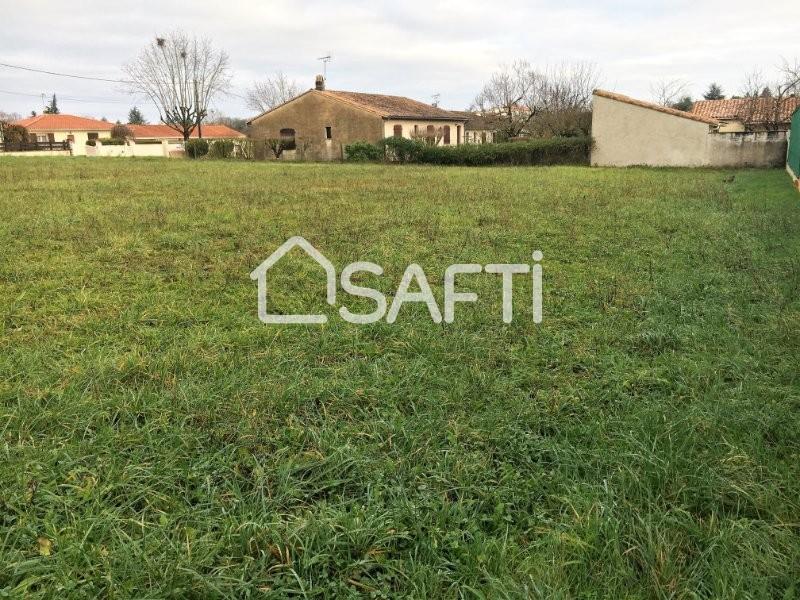 Terrains du constructeur SAFTI • 729 m² • FLEAC