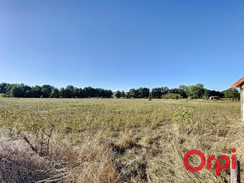 Terrains du constructeur ORPI LES HALLES • 1879 m² • CHARENTON DU CHER