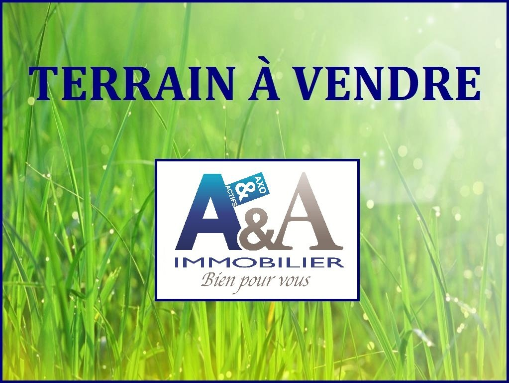 Terrains du constructeur A&A Immobilier - AXO et ACTIFS • 880 m² • SAINT DENIS D'ANJOU