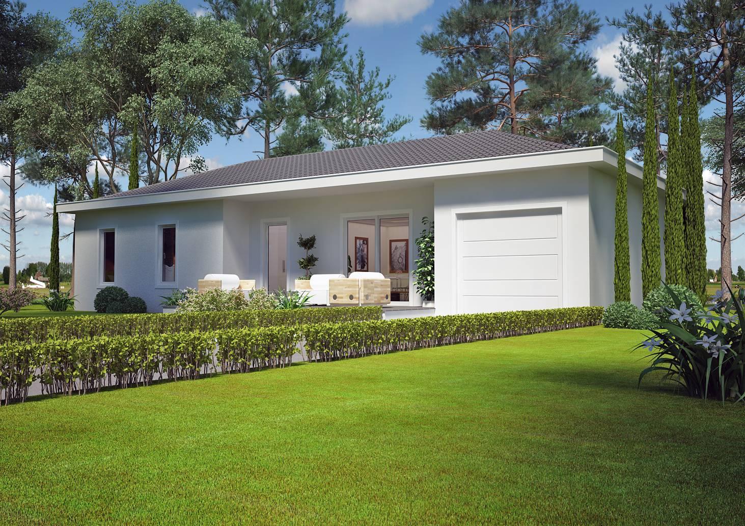 Maisons du constructeur CEC VILLA • 90 m² • SALEILLES