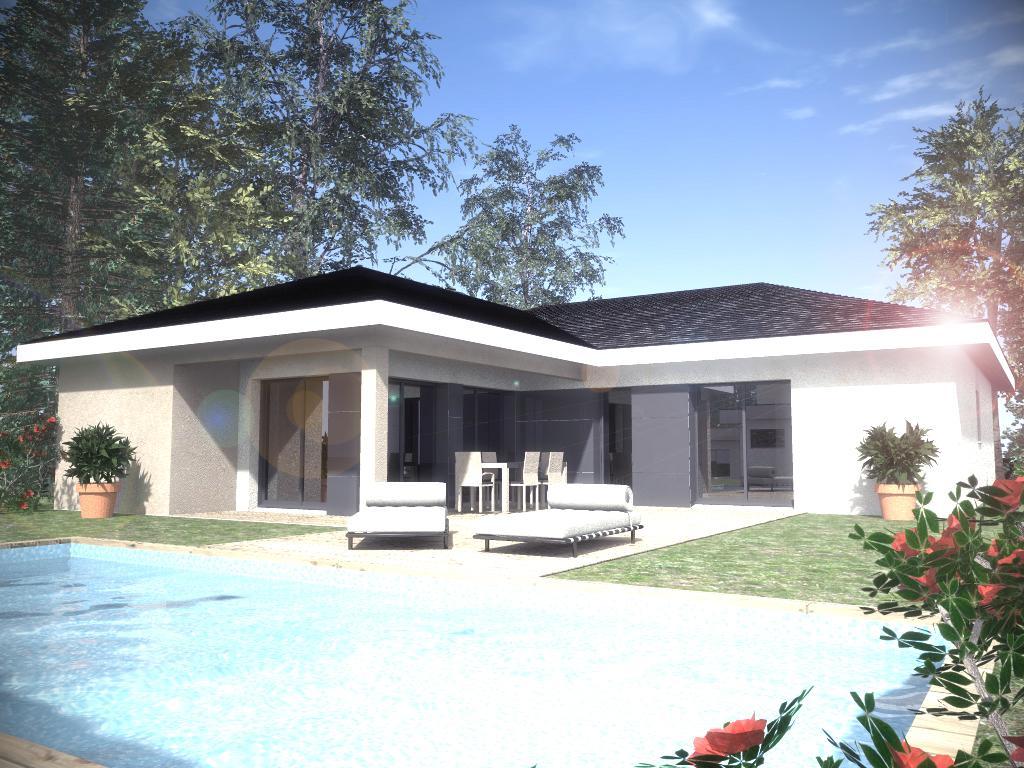 Maisons du constructeur MAISONS COTE SOLEIL 34 • 87 m² • THEZAN LES BEZIERS